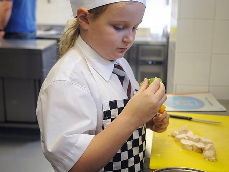 FLEETWOOD'S YOUNG CHEFS ARE REALLY COOKING!