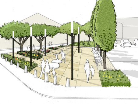 Plans unveiled for urban park in Fleetwood