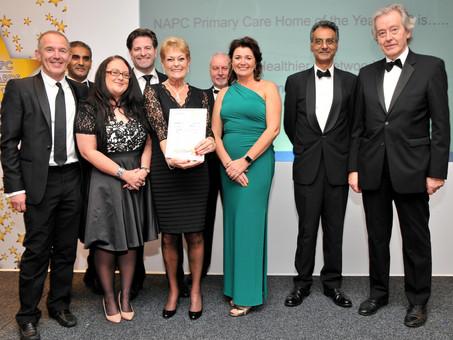 FLEETWOOD WINS NATIONAL AWARD FOR HEALTH PARTNERSHIP