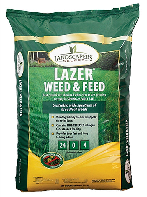 Landscapers Select Weed & Feed