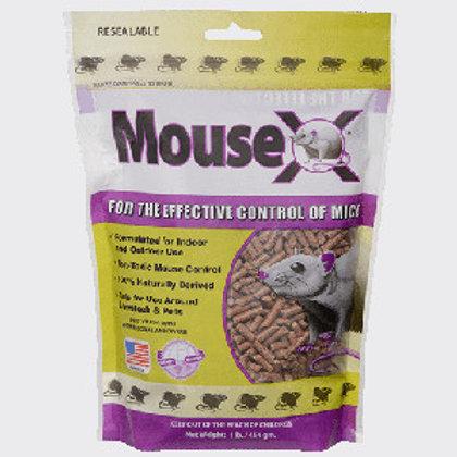 MouseX Pellets