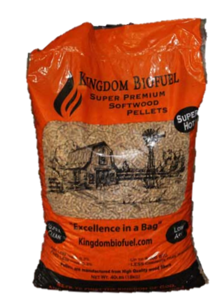 Kingdom Biofuel Softwood Pellets
