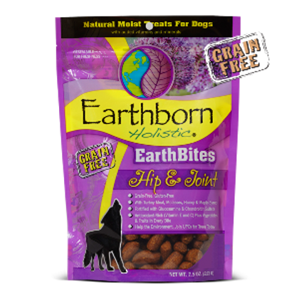 Earthborn HolisticHip & Joint Gluten & Grain Free Dog Treats