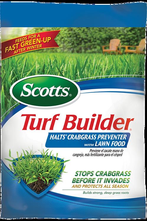 Scotts Turf Builder w/Halts