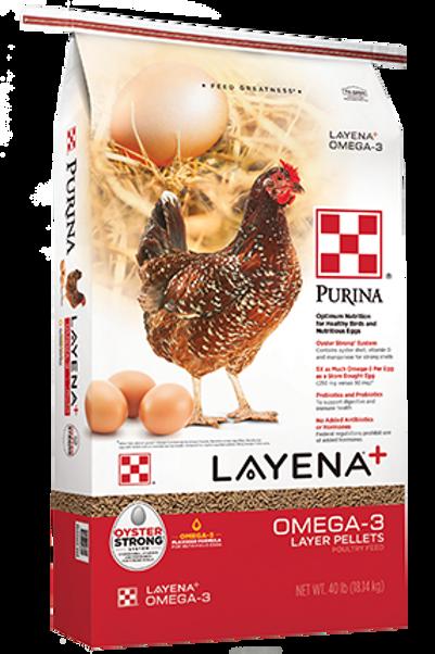 Purina Layena Omega-3 Pellets