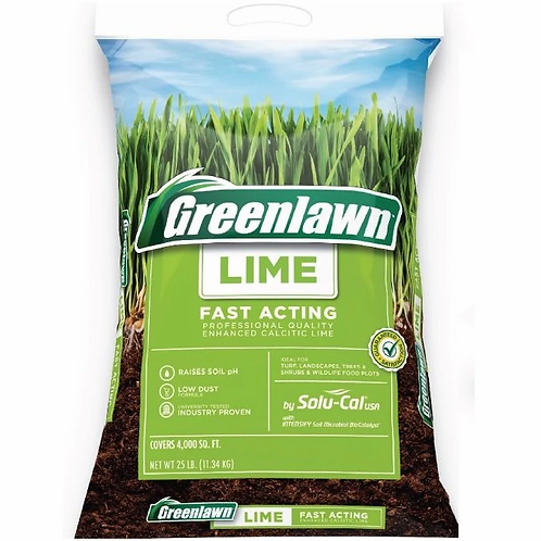 Fast Acting Lime 25lb