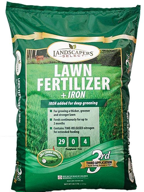 Landscapers Select Lawn Fertilizer