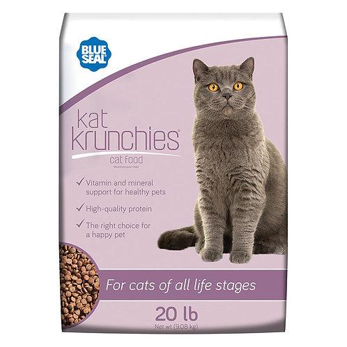Blue Seal Kat Krunchies 5LB