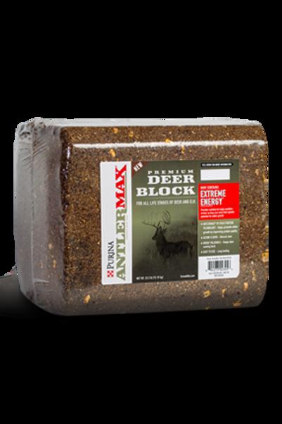 Purina AntlerMax Deer Block 33lb
