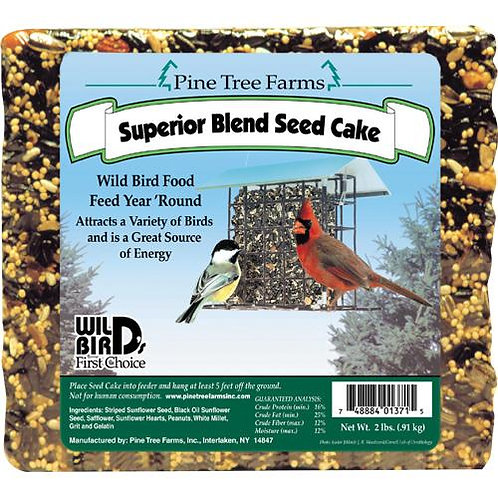 Wild Bird Superior Seed Cake