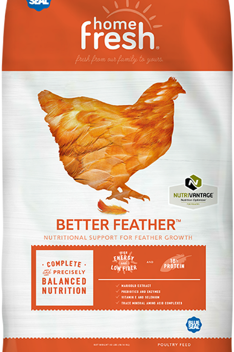 Home Fresh Better Feather 40lb