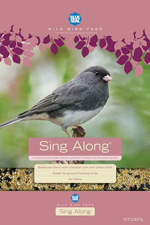 Sing Along Bird Seed