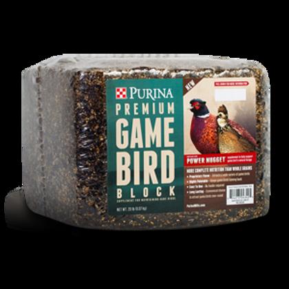 Purina Premium Game Bird Block