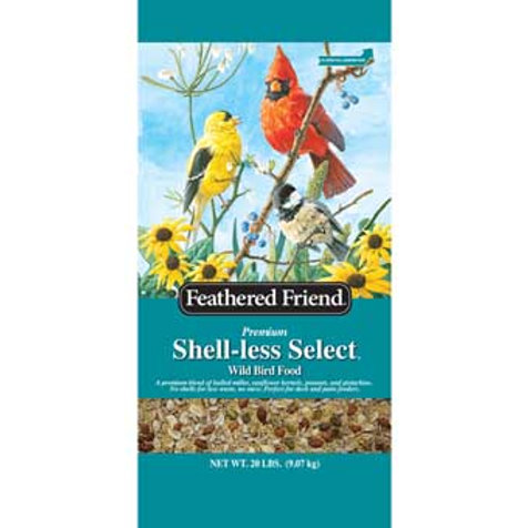 Shell-less Select Bird Seed
