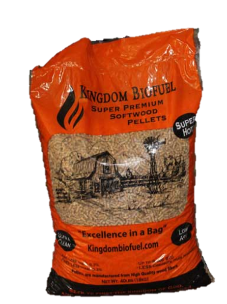 Kingdom Biofuel Softwood Pellets