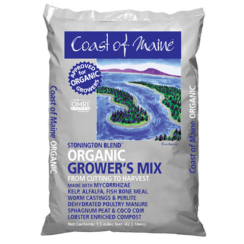 Coast of Maine Growers Mix