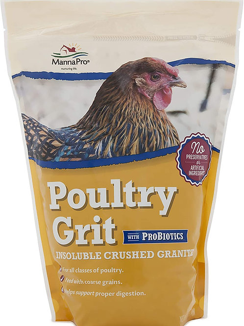 Poultry Grit 5lb