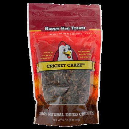 Cricket Craze Dried Chicken Treats