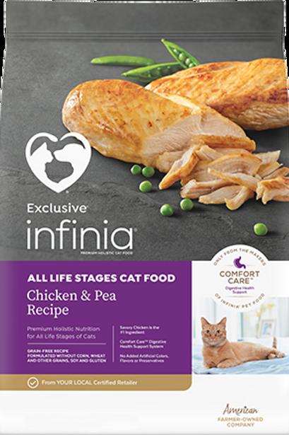 Infinia Cat Chicken