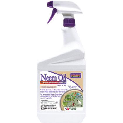 Neem Oil - Fungicide, Miticide, Insecticide