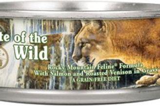 Taste of the Wild Feline Rocky Mountain-Canned