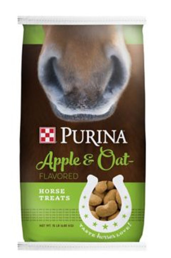 Purina Apple & Oat Horse Treats