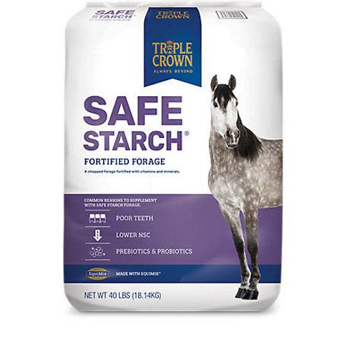 Triple Crown Safe Starch Forage 40lb