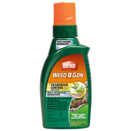 Weed B Gon Plus Crabgrass Control Concentrate