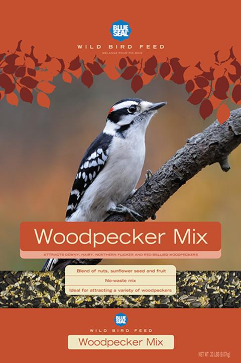 Woodpecker Mix 20lb