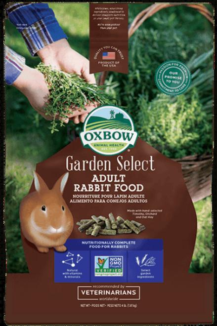 Oxbow Garden Select-Rabbit