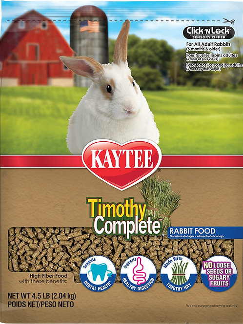Kaytee Timothy Complete Rabbit