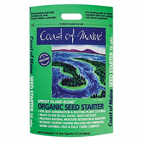 Coast of Maine Seed Starting Blend