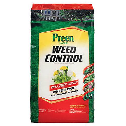 Preen Lawn Weed Control 15M