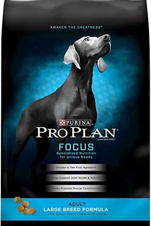 Purina Pro Plan Large Breed Adult Focus