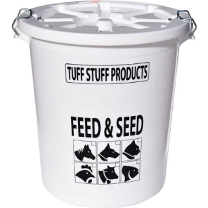 Feed & Seed Storage w/ Locking Lid