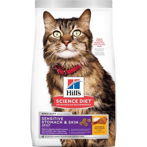 Science Diet Cat Sensitive Skin & Stomach