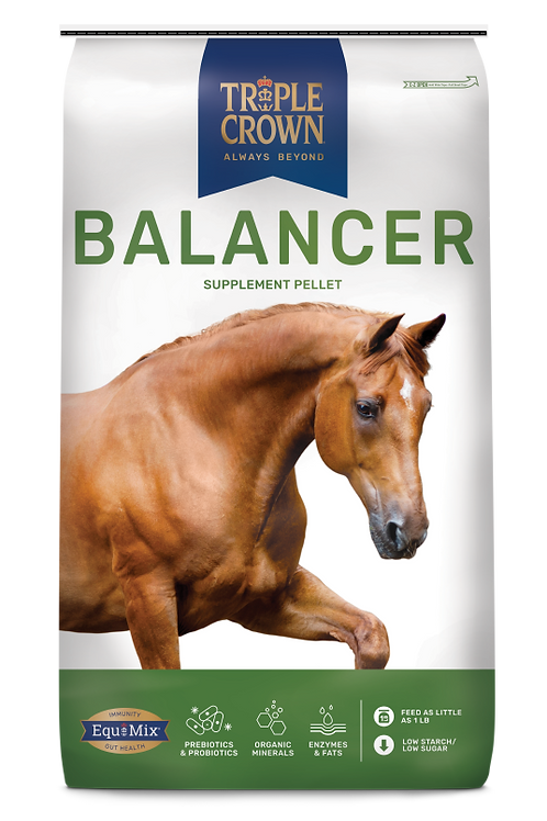 Triple Crown 30% Balancer Supplement