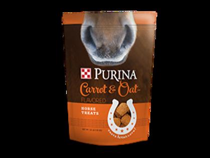Purina Carrot& Oat Horse Treats