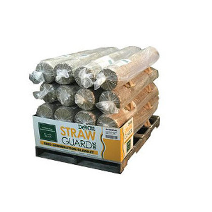 StrawGuard Natural Straw Blanket