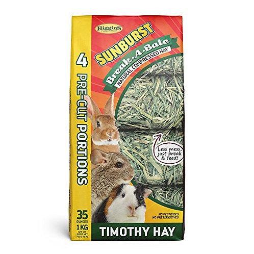 Higgins Timothy Hay Break-A-Bale