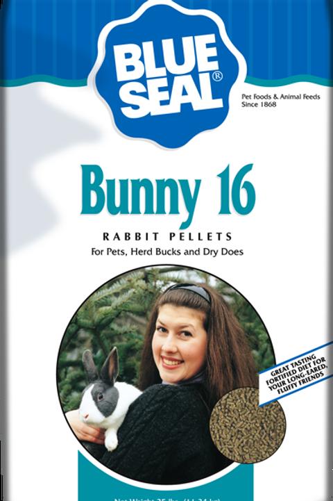 Blue Seal Bunny 16 Pellets