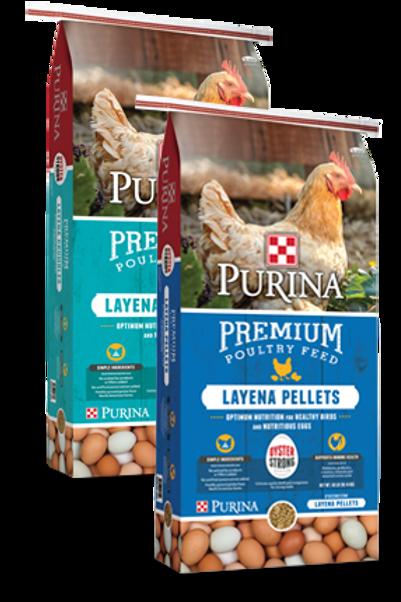 Layena Chicken Feed 50lb