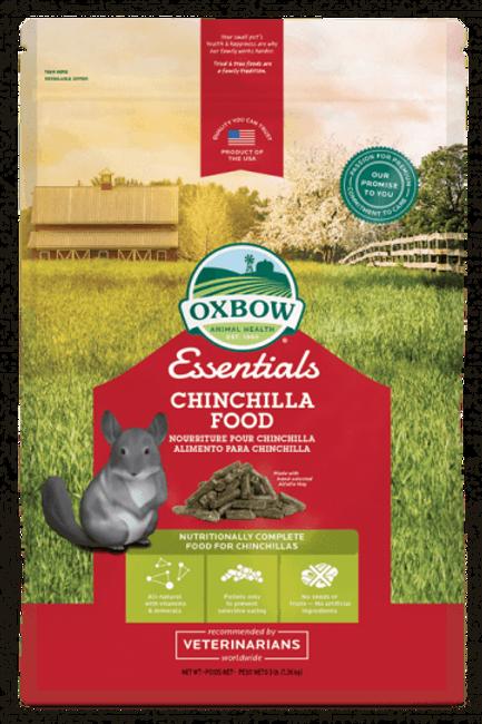 Oxbow Chinchilla