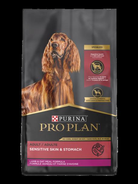 Purina Pro Plan Lamb & Oatmeal