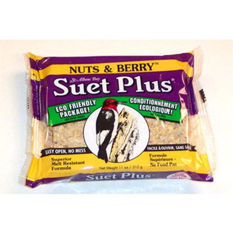 Suet Plus Nut & Berry Blend