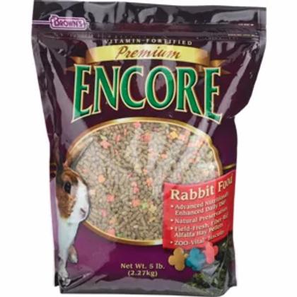 Encore Premium Rabbit Food
