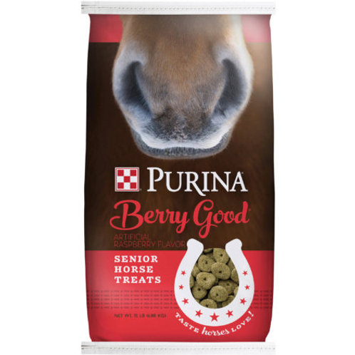 Purina Berry Good Horse Treats