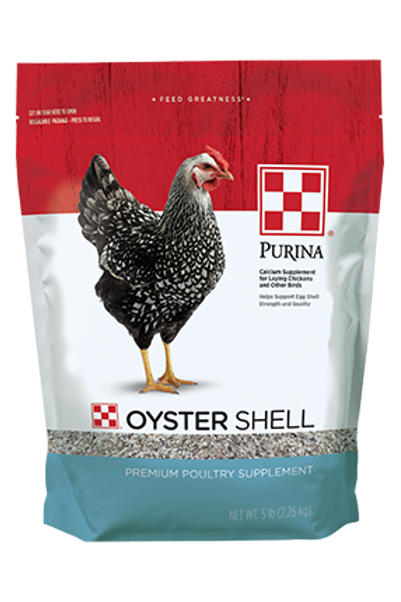 Purina Oyster Shell 5lb