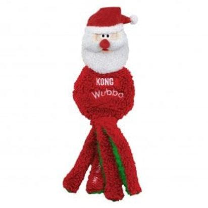 Kong Wubba Flatz Santa