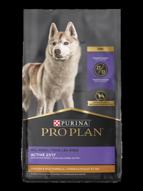 Purina Pro Plan Active 27/17